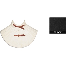 Padded Collar, Black Mantle