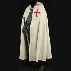 Knight Templar Cloak in Wool 29-GB0210