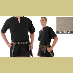 Medieval Tunic, Natural, Large