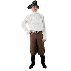 Pirate Pants, Brown, Large 29-GB3739