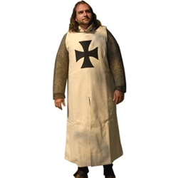 Teutonic Surcoat in Linen
