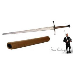 Synthetic Longsword Grip-Brown 29-PR3015
