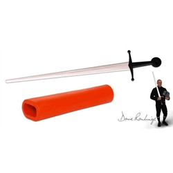 Synthetic Single Hand Grip-Red 29-PR3024