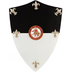Knights Templar Mini Shield 31-AG885