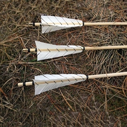 Short Flight Warbow Arrows 314-AW-S