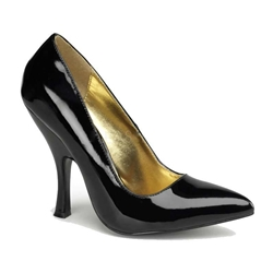 Classic Bombshell Patent Leather Pumps 34-1148