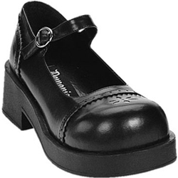 Crux Mary Jane Platform Shoes 34-3039