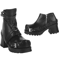 Pirate Ankle Boots 34-3113