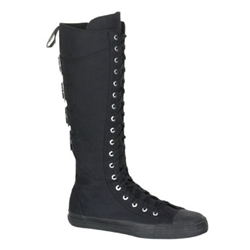Deviant Extra High Top Buckle Sneaker Boots 34-3218