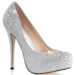 Destiny Rhinestone Pumps
