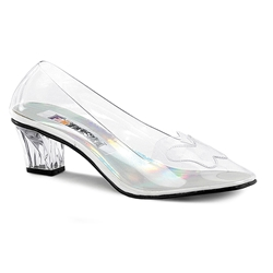 Crystal Glass Slippers