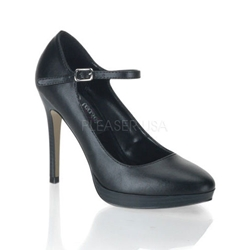 Blissful Ankle Strap Pump