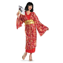 Geisha Adult Costume 38-105