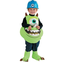 Monsters Inc. Disney Mike Candy Catcher Child Costume 38-11024