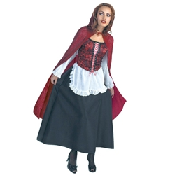 Red Riding Hood Deluxe Costume 38-12868