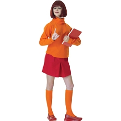 Scooby-Doo Velma Adult Costume 38-17748