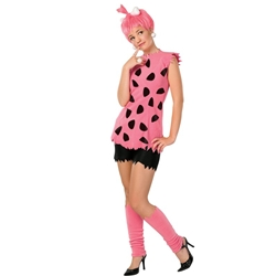 Pebbles Flintstone Teen Costume 38-31381