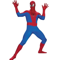 The Amazing Spider-Man Super Deluxe Teen Costume 38-32936