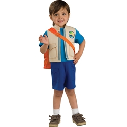 Go, Diego, Go! Halloween Sensations Diego Child Costume 38-33185