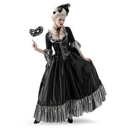 Masquerade Queen Adult Costume 38-4818