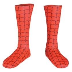 Spiderman Adult Boot Covers 38-60370