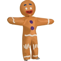 Shrek Forever After - Gingerbread Man Plus Adult Costume 38-69308