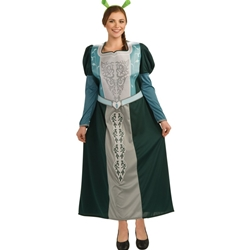 Shrek Forever After - Fiona Plus Adult Costume 38-69314
