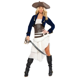 Colonial Pirate Adult Costume 38-801093