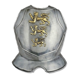 Decorative Triple Lion Breastplate  AA2153