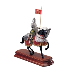 Valiant Miniature Knight on Horseback MA5601