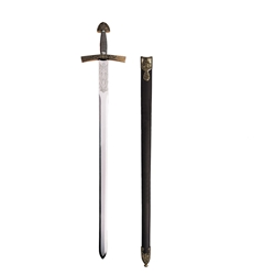 Ivanhoe Sword with Scabbard 42-SA3106V