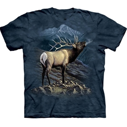 Exalted Ruler Elk Adult T-Shirt