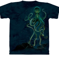 Octopus Adult T-Shirt 43-1022821