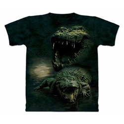 Dark Gator Adult T-Shirt 43-1030671