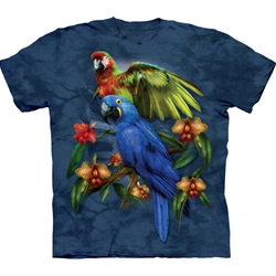Tropical Friends Adult T-Shirt 43-1031200