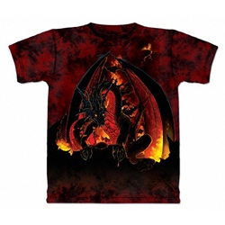 Fireball Adult T-Shirt 43-1031271