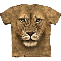 Lion Warrior Adult T-Shirt 43-1031800