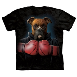 Boxer Rocky Adult T-Shirt 43-1032180