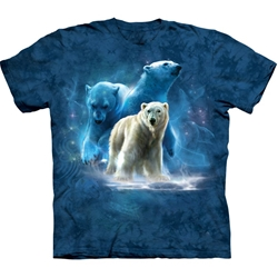 Polar Collage Adult T-Shirt 43-1032340