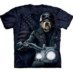 Biker Sam Adult T-Shirt 43-1032390