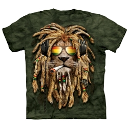 Smokin' Jahman Adult T-Shirt 43-1032530
