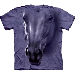 Horse Head Adult T-Shirt 43-1033460