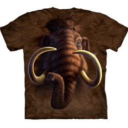 Mammoth Head Adult T-Shirt 43-1034190