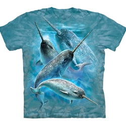 Narwals Adult T-Shirt 43-1034230