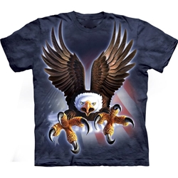 Fierce Eagle Adult T-Shirt 43-1034240