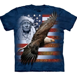 Spirit of America Adult T-Shirt