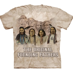 The Originals Founding Fathers Adult T-Shirt