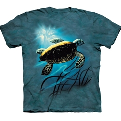 Green Sea Turtle Youth's T-Shirt 43-1510850