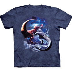 Fighting Rexes Youth's T-Shirt 43-1512800