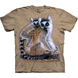 Ring-tailed Lemurs Youth's T-Shirt 43-1513100